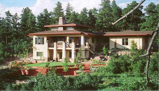 High Country Homes Where We Build